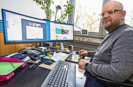 Ein Schub für den Online-Unterricht