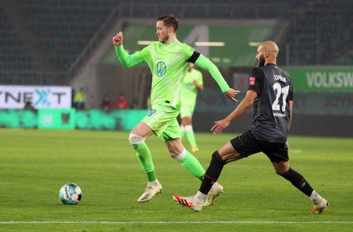 VfL Wolfsburg siegt dank Weghorst gegen Werder Bremen