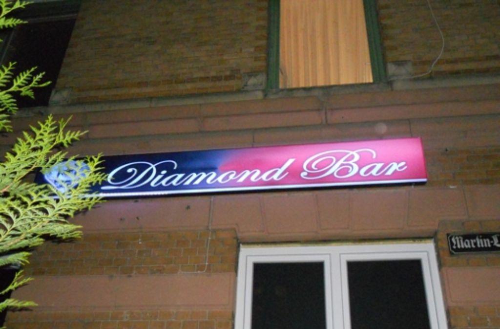 Aus dem Sport-Bistro Station 777 ist die Diamond Bar geworden. Foto: Annina Baur