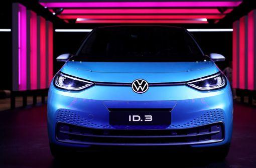 Volkswagen beginnt mit Serienfertigung des ID.3