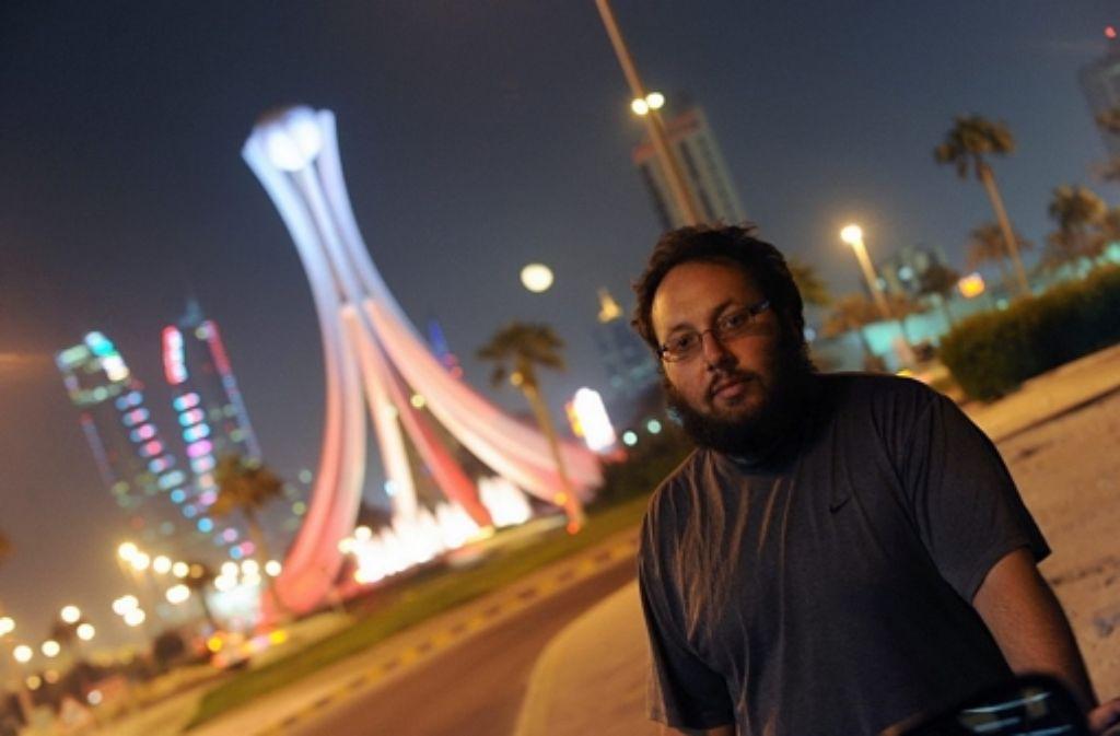US-Journalist Steven Sotloff Foto: dpa