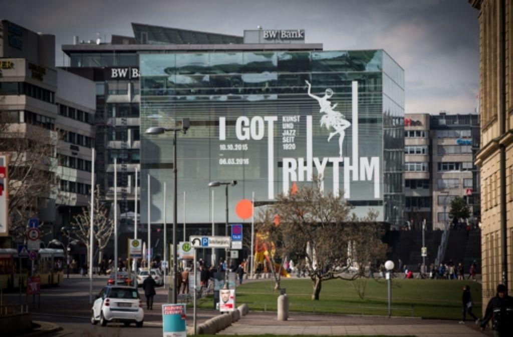 """Die """"I-got-Rhythm""""-Schau hat ihr großes Finale gefeiert. Foto: Lichtgut/Achim Zweygarth"""