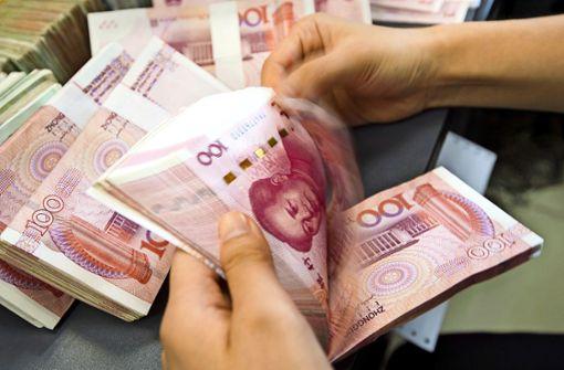 China testet den digitalen Yuan