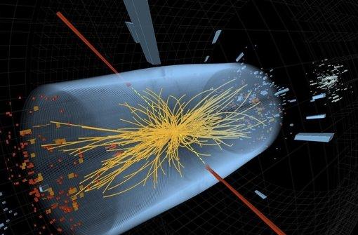 Vom Higgs zur Weltformel