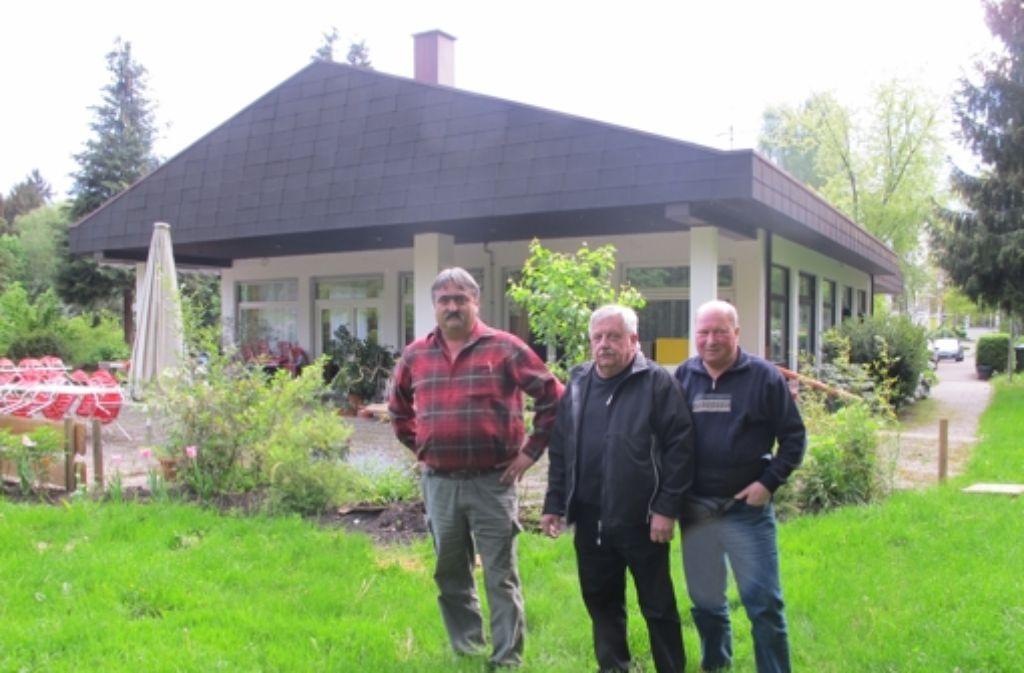 Roland Walz, Peter Kampa und Walter Hutzel  (von links) bilden den aktuellen Vorstand des Homöopathischen Vereins Möhringen. Foto: Malte Klein