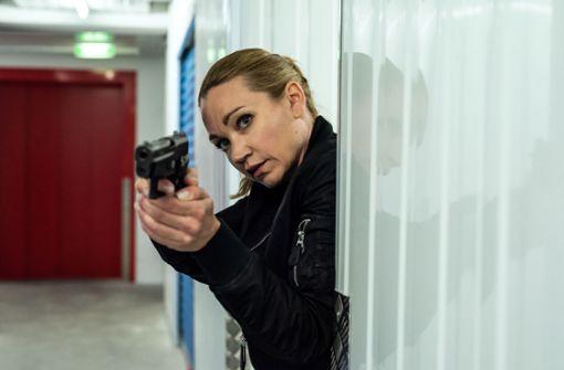 Sarah Kohr, die etwas andere Actionheldin