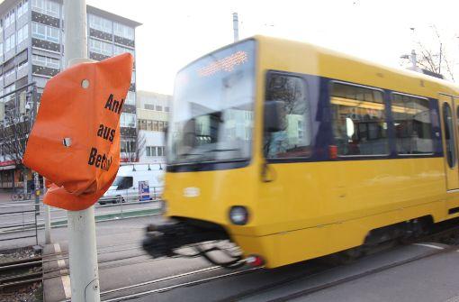 Achtung Bahn: Warnleuchten sind weiter defekt