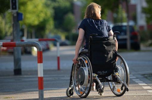 Land beschäftigt zu wenig Behinderte