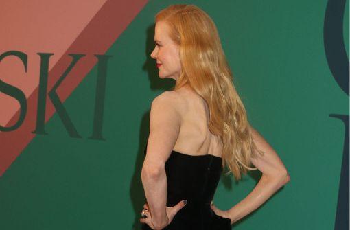 Nicole Kidman liebt Mode mehr als Eishockey
