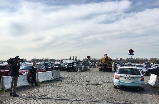 Mutmaßlich Anschlag in Belgien gescheitert
