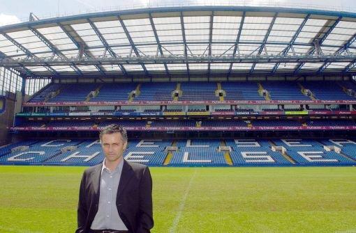 José Mourinho kehrt zum FC Chelsea zurück