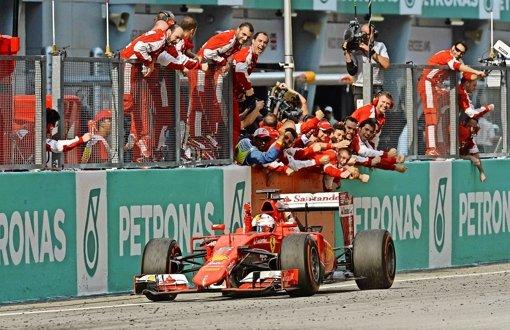 Ferrari und das  Wir-Gefühl