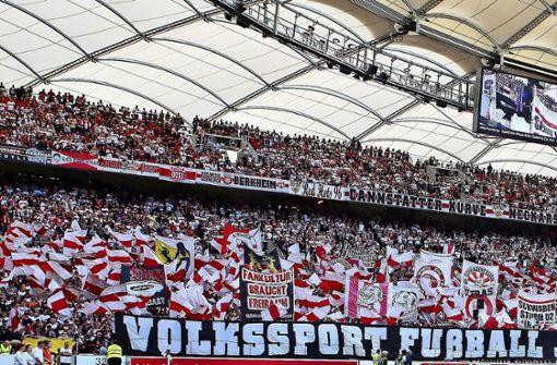 """""""Ausverkauft?"""" – darum ist das VfB-Stadion nie komplett voll"""