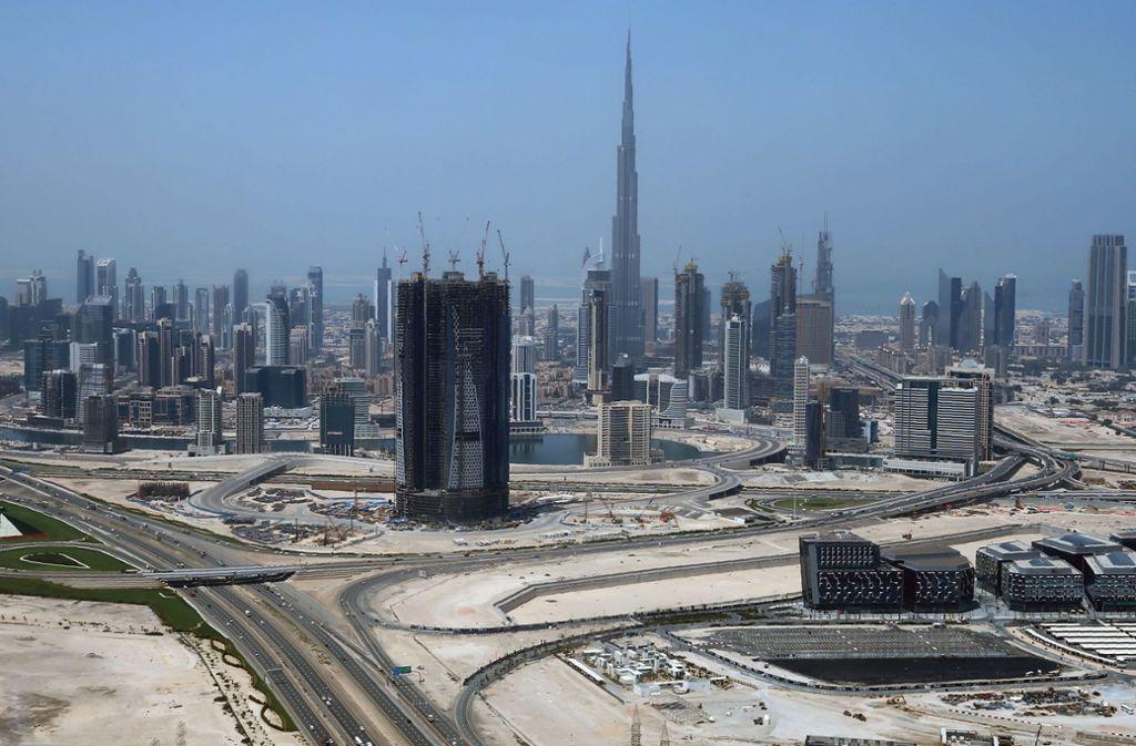 In Dubai findet die Weltausstellung Expo 2020 statt. Mit dabei ist auch Baden-Württemberg. (Archivbild) Foto: AFP/MARWAN NAAMANI