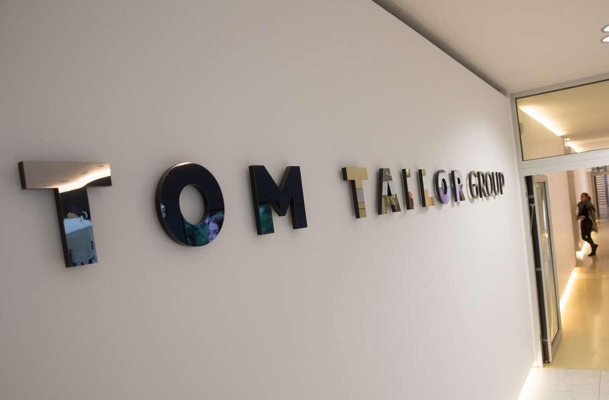 Die Modekette Tom Tailor ist verkauft worden. Foto: dpa/Christian Charisius