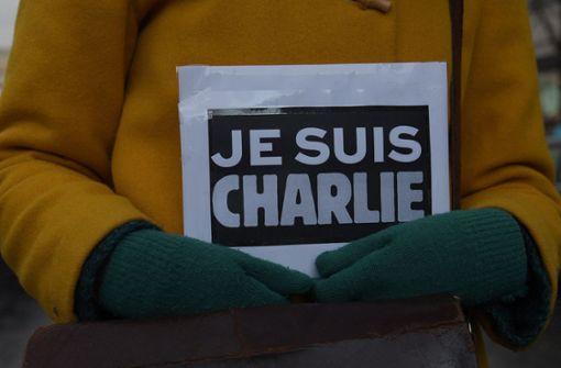 """Anklage fordert lange Haftstrafen in """"Charlie Hebdo""""-Prozess"""