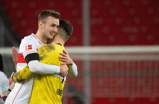 Mit dieser Aussage verzückt der VfB-Torschütze das Netz