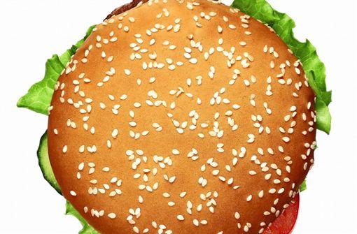 Der Veggie-Burger ist nicht unbedingt Öko