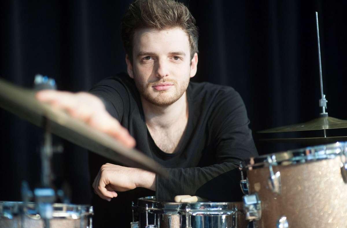 Lucas Johnson aus Herrenberg hat sich mittlerweile einen Namen in der jungen europäischen Jazzszene gemacht. Foto: privat