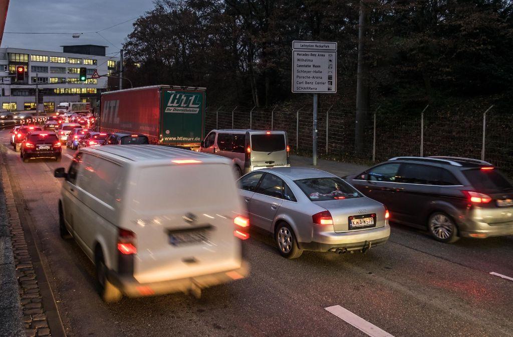 Dicke Luft in Stuttgart: Die Feinstaubbelastung in der Landeshauptadt ist zu hoch. Foto: Lichtgut/Max Kovalenko