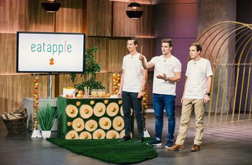 """""""eatapple"""" aus Stuttgart erfindet sich nach Löwen-Pleite neu"""