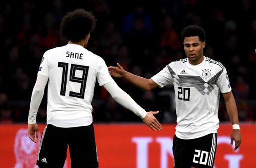 Die Youngster überzeugen – unsere Einzelkritik