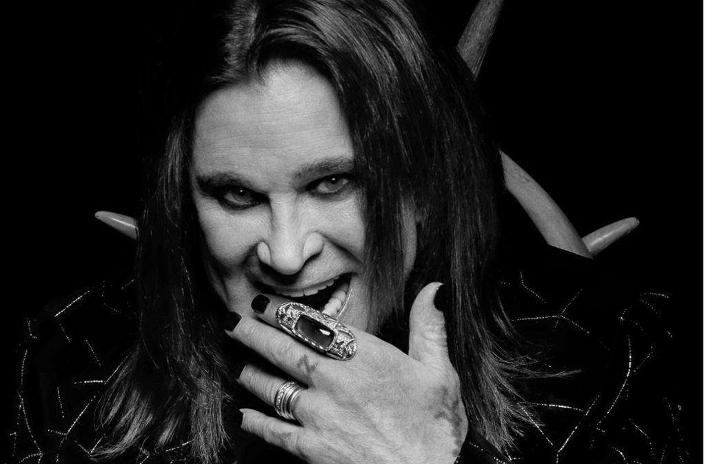 Auf keinen Fall will Ozzy Osbourne (71) als gewöhnlicher Mann sterben. Foto: Label