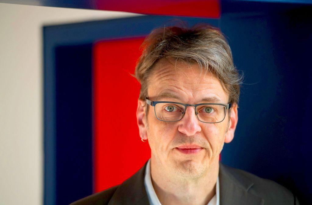 Nach seiner ersten erfolgreichen Ausstellung in Tübingen sagt Holger Kube Ventura,  das Leid sei zu groß geworden. Foto: dpa