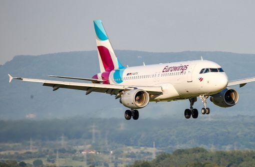 Auch Platzhirsch Eurowings dünnt Flugplan aus