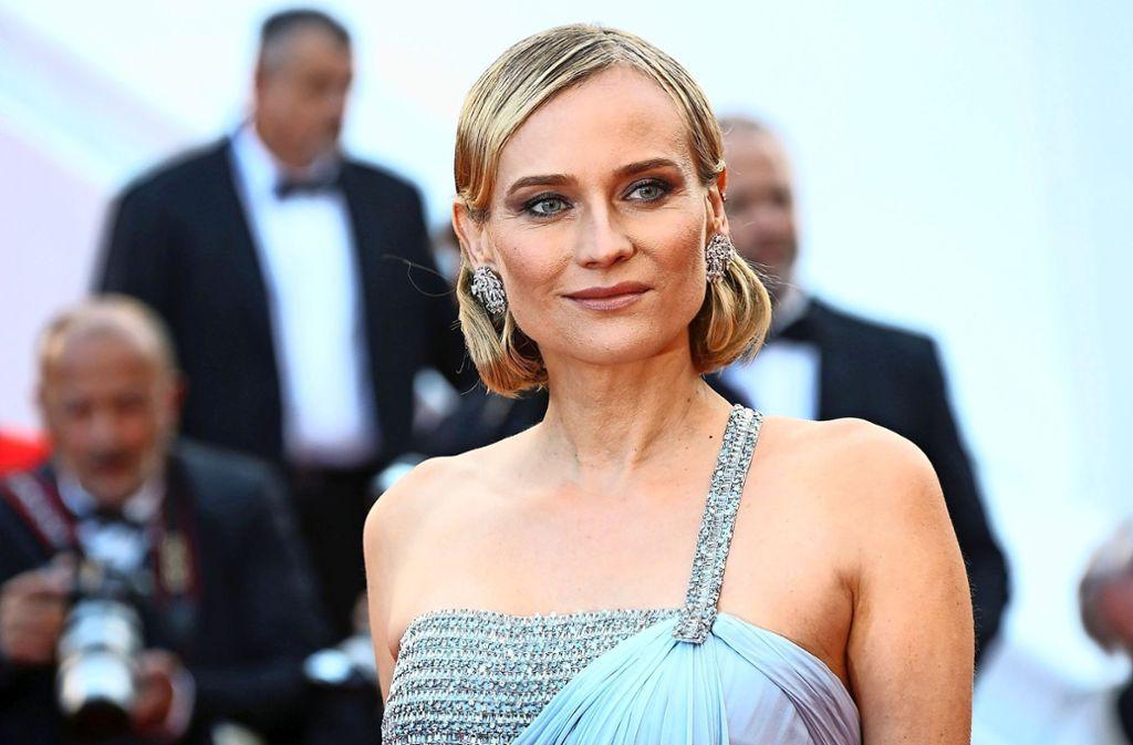 Auch  die Schauspielerin Diane Kruger soll künftig über die Oscar-Vergabe mit entscheiden. Foto: dpa