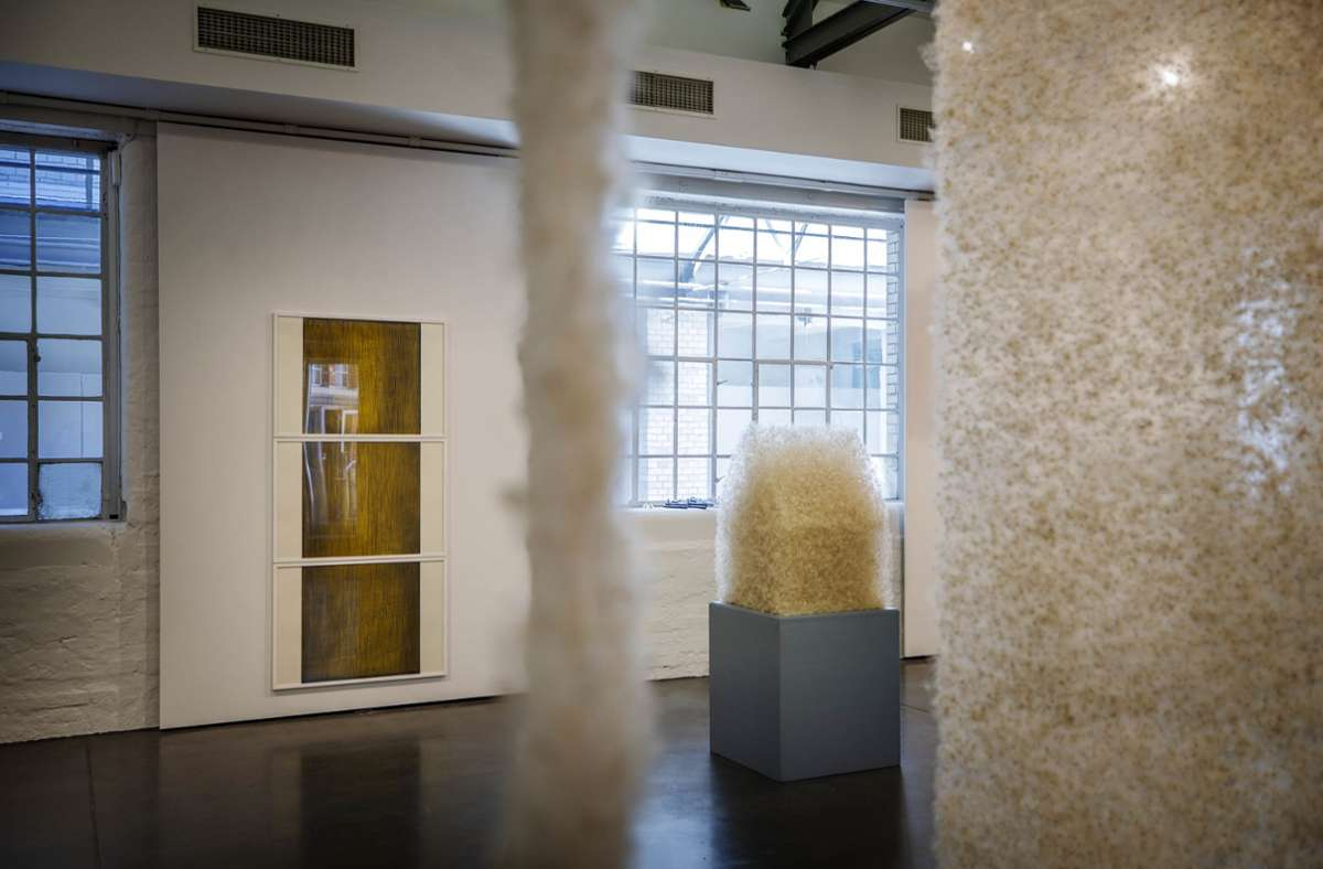 Unter anderem sollen die Öffnungszeiten der Q-Galerie in Schorndorf reduziert werden. Foto: Gottfried Stoppel/Gottfried Stoppel