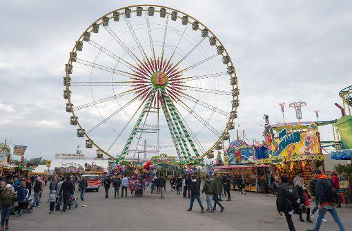 Frühlingsfest-Veranstalter nicht unzufrieden