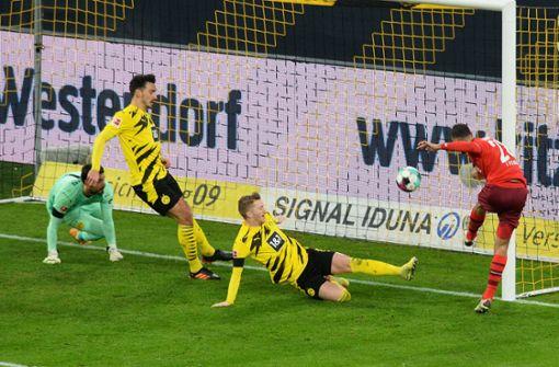 Borussia Dortmund patzt gegen den 1. FC Köln
