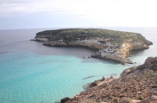 Erneut kentert ein Schiff vor Lampedusa