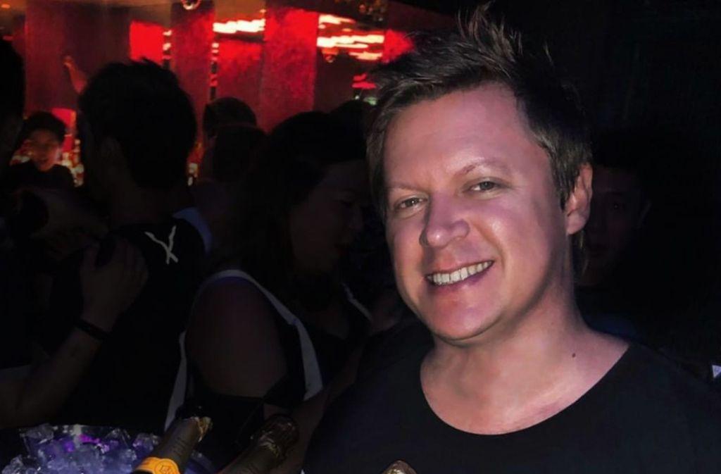 Adam Neat war einer der erfolgreichsten DJs Asiens Foto: Instagram/Adam Neat