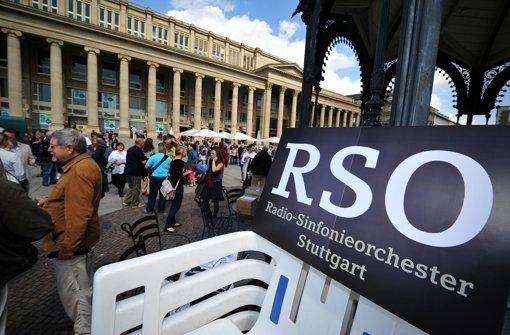 Stuttgart oder Freiburg? Wohin geht das fusionierte SWR-Orchester? Foto: dpa