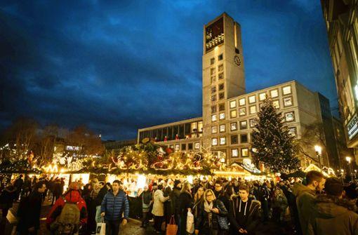 Stuttgarter Händler beunruhigt – Stadt gibt Versprechen ab