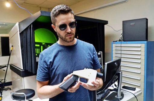 Der 3-D-Drucker ersetzt nicht den Büchsenmacher