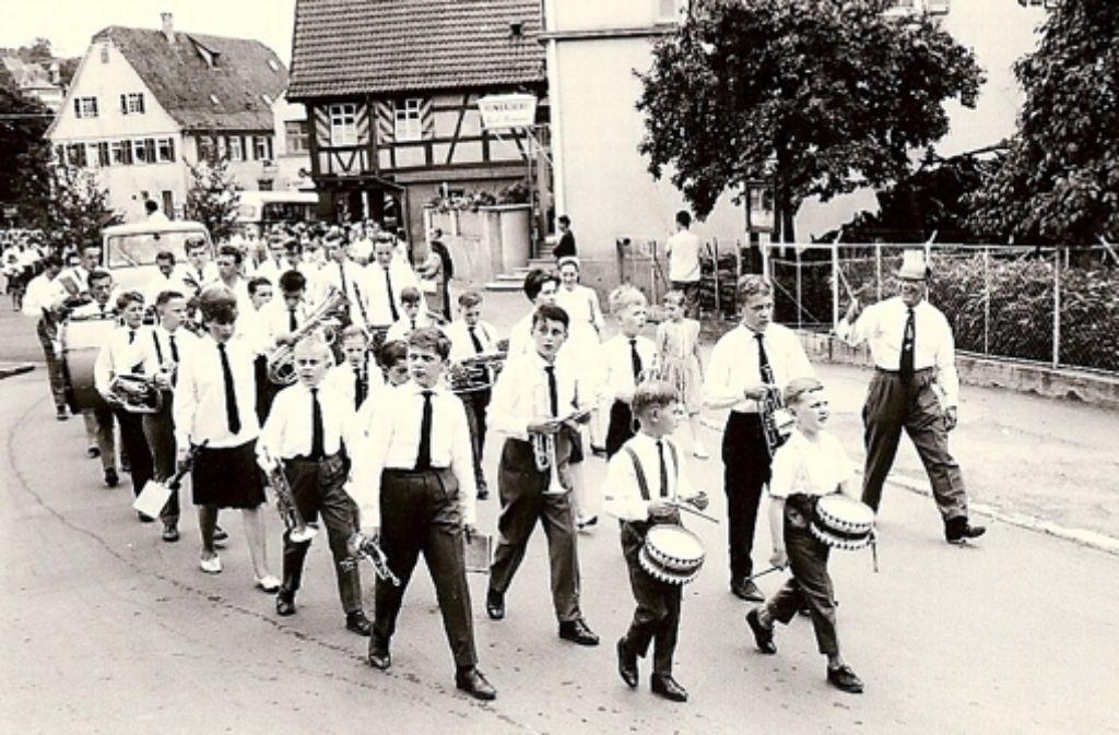 Der Musikverein Uhlbach ist der zweitälteste Verein im Stadtteil. Foto: Musikverein Uhlbach