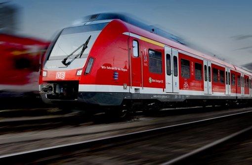 Die ersten neuen S-Bahn-Züge fahren – mit Unterbrechung – seit April 2013 in der Region Stuttgart. Foto: Horst Rudel