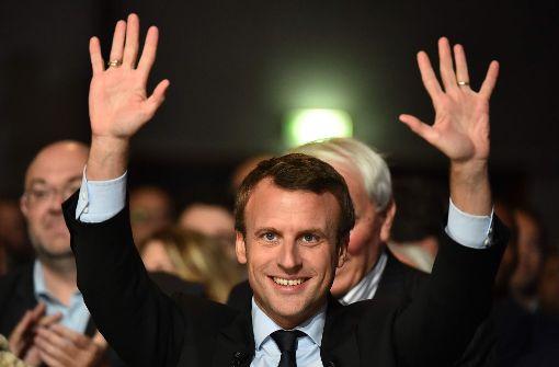 Vorwärts, Frankreich!