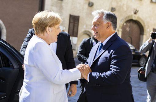 Schleichende Rehabilitierung Orbans in der EVP?