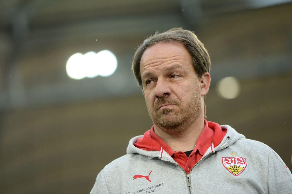 Alexander Zorniger hinterlässt eine  magere Bilanz in Stuttgart. Wir blicken auf die VfB-Partien unter Zorniger in unserer Bilderstrecke zurück. Foto: dpa