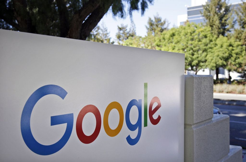 Auf Google kommt eine  Wettbewerbsprüfung zu. Foto: AP