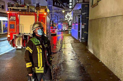 Das Gesicht der Degerlocher Feuerwehr geht