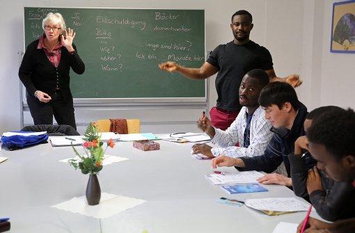 Zehntausende neue Jobs wegen der Flüchtlinge