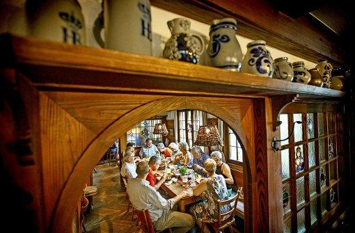 Schwäbische Küche im Kultwirtshaus