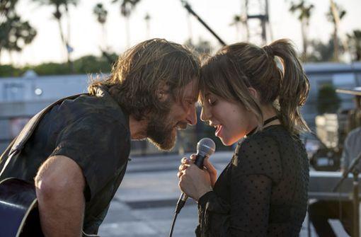 Lady Gaga und Bradley Cooper nominiert