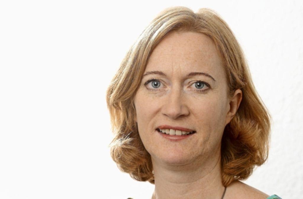 Kerstin Andreae, Fraktionsvize der  Grünen,  hält die  Steuerprivilegien auf Kapitalerträge für unverhältnismäßig. Foto: dpa
