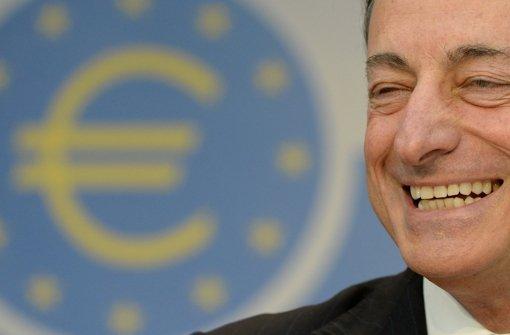EZB legt nicht nochmal nach